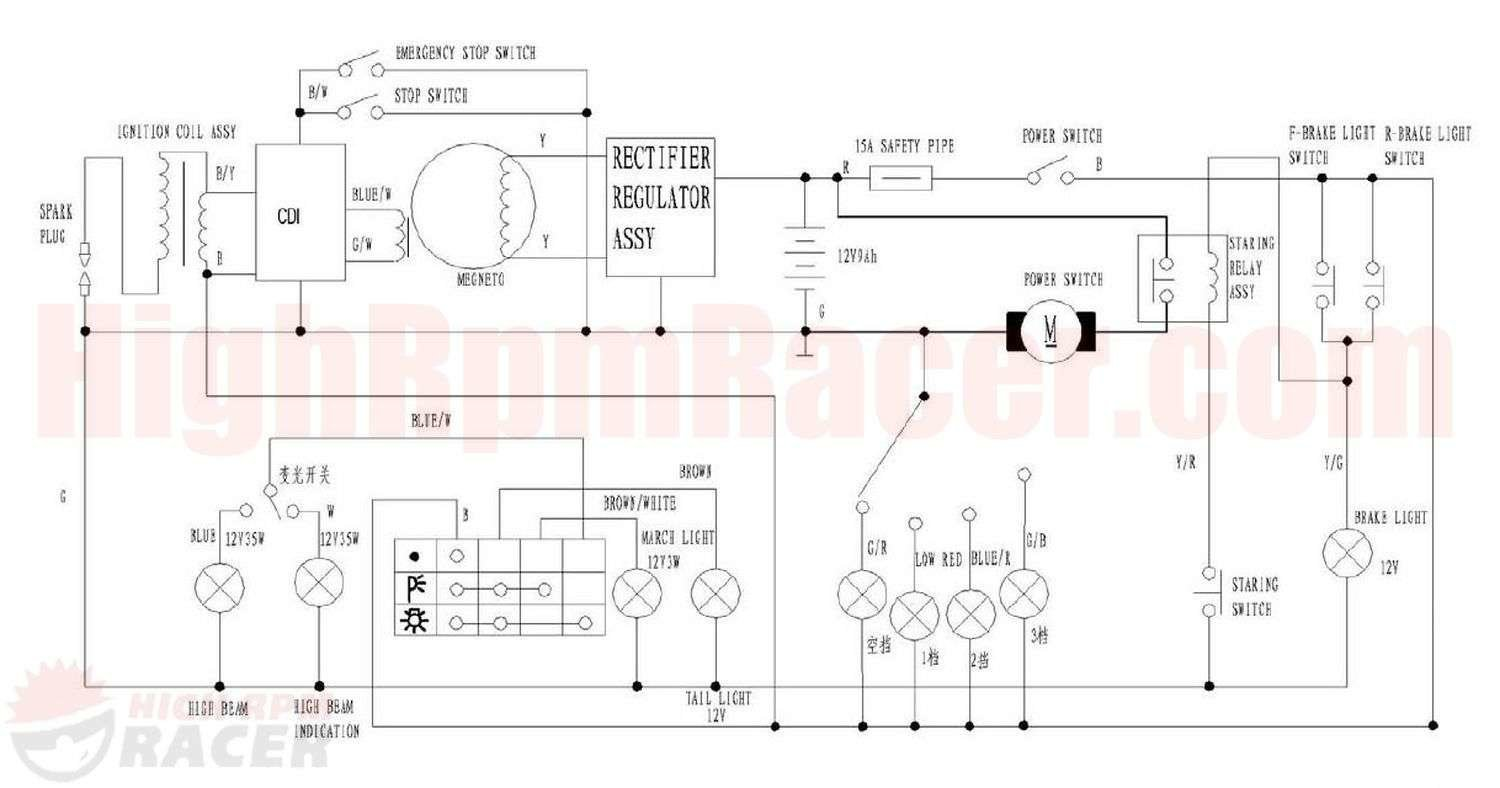 Redcat08mpx110_wd redcat atv mpx110 wiring diagram $0 00 coolster 110 atv wiring diagram at edmiracle.co