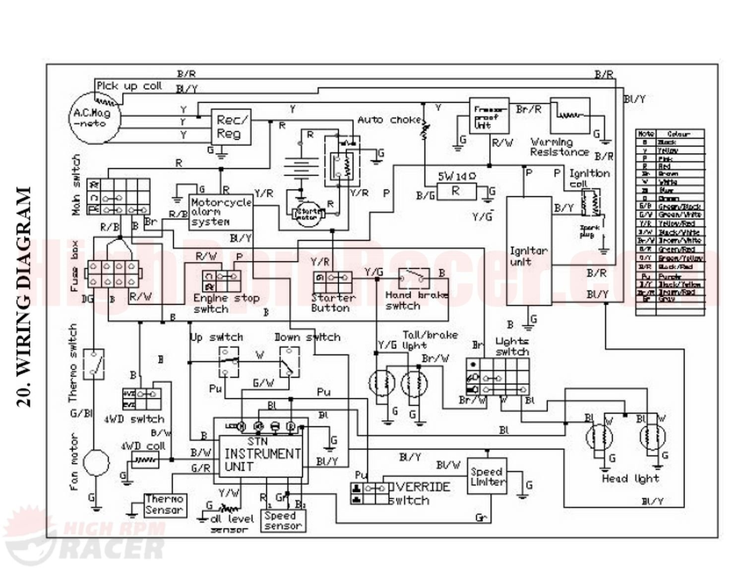 buyang300_wd buyang atv 300 wiring diagram $0 00 roketa atv wiring diagram at readyjetset.co