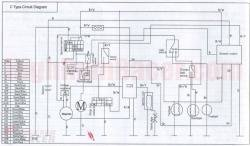 buyang atv 50 wiring diagram 0 00 buyang atv 50 wiring diagram