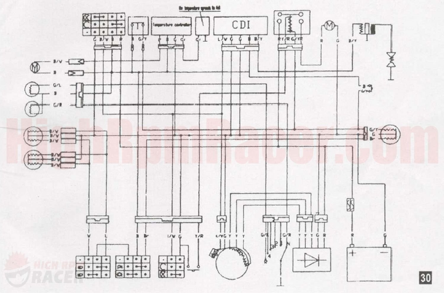 chinese atv ignition wiring diagram chinese wiring diagrams roketa110 wd chinese atv ignition wiring diagram roketa110 wd